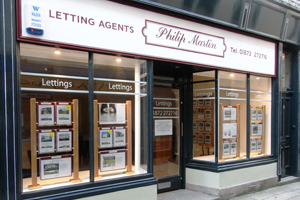 Philip Martin Truro Lettings